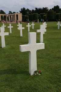 This grave marks an unknown soldier - the inscription reads,