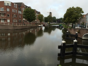 Canal in Leiden