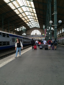 Paris Nord Station