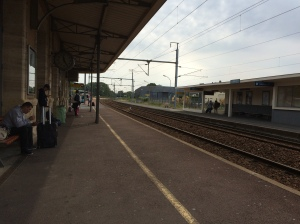 Bayeux Train Station