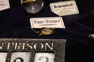 The time turner, the Deus Ex Machina of the series.