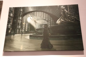Voldemort concept art by Andrew Williamson