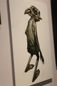 Dobby concept art by Rob Bliss