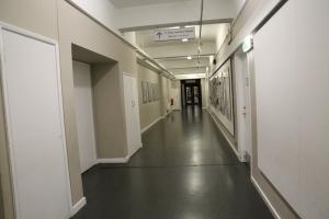 And... random, ordinary hallway
