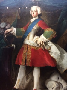 Charles Edward Stuart more commonly known as