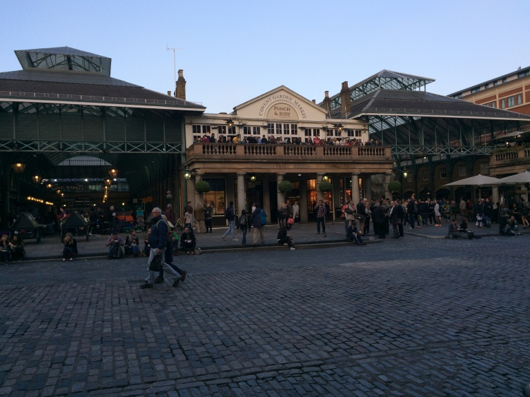 Exterior - Covent Garden