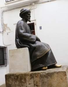Ben Maimonides, famous Jewish physician.