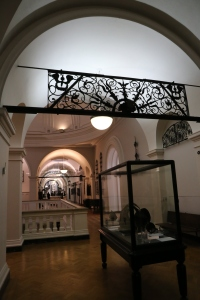 This is just part of the Wrought Iron Gallery.