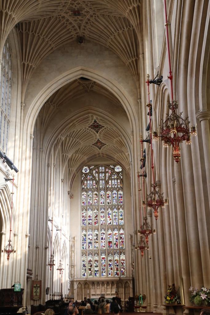 Interior - Bath Abbey