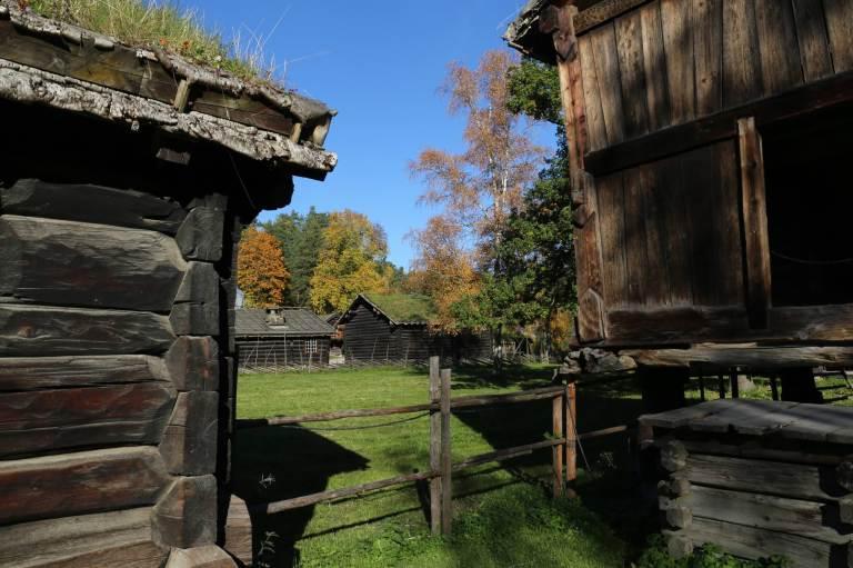 More farmhouses
