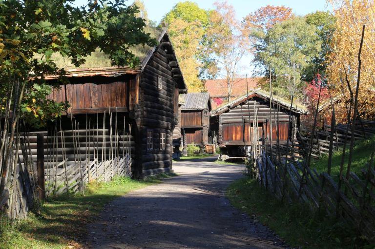 A sampling of 17-18th century farmhouses