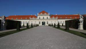 Lower Belvedere Palace