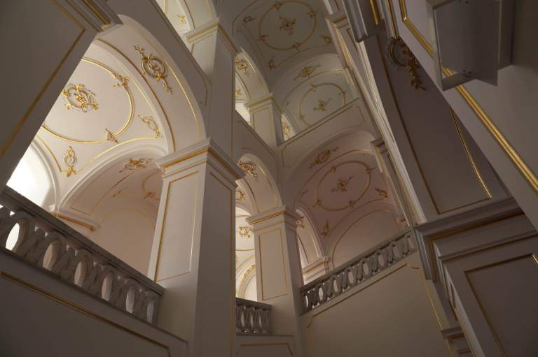 Bratislava Castle - interior
