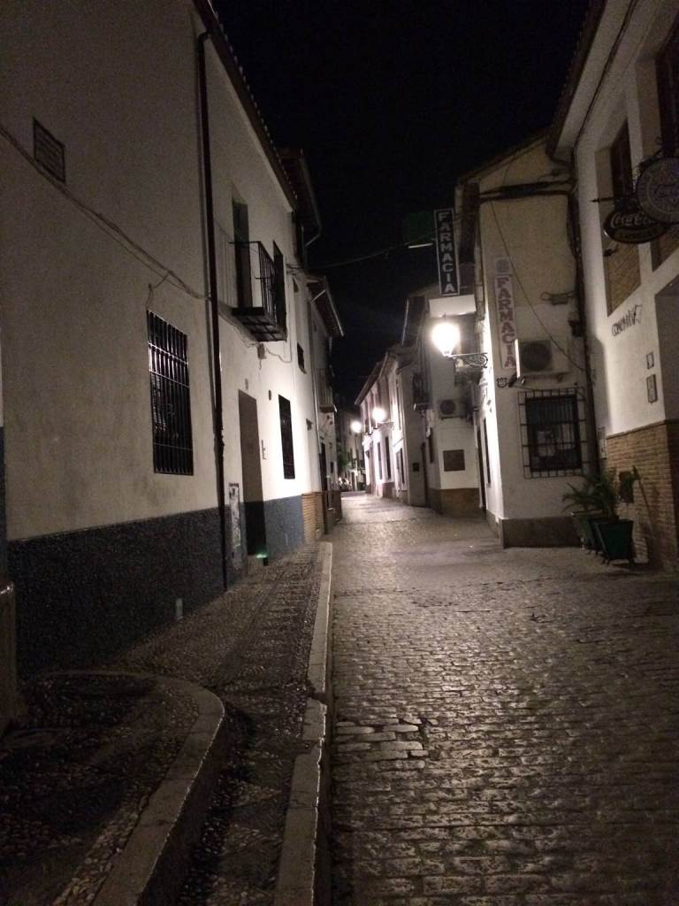 Another Sacromonte street