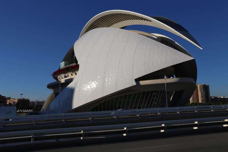El Palau de les Arts Reina Sofía or the Opera House