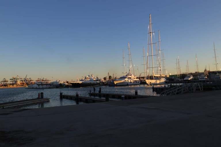 Valencia Harbor